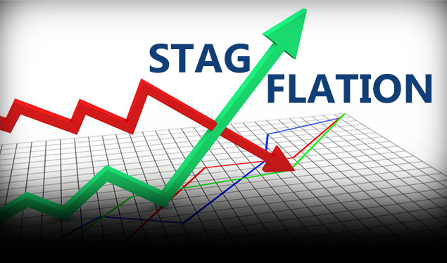 Like the 80's: Economic Forecast Is Calling For Stagflation