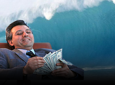 Financial Tsunami's Are Coming But No One Seems To Care, Why?