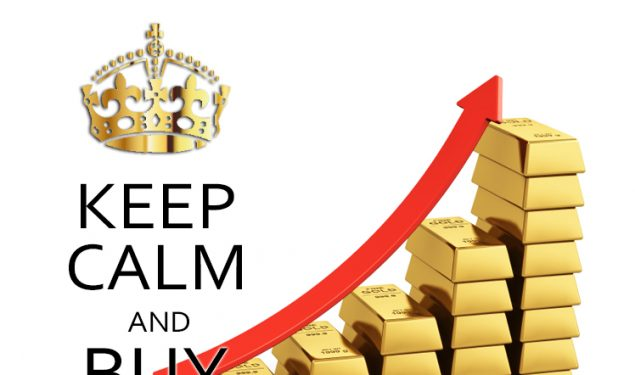 Keep Calm and Buy Gold!